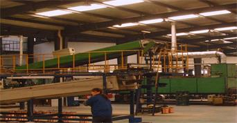 In 2001, moved to a new factory, expand production capacity